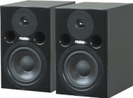 "Fostex PM0.5 MKII 70W 5"" Bi Amplified Active Nearfield Studio Monitors - Pair / Black"