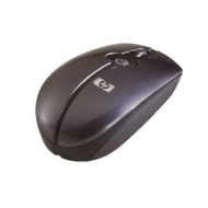 HP Wireless 4-Button Laser Desktop Mouse
