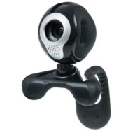 Kinobo USB Webcam for Laptop/LCD screen/Desktop 5 Megapixel + USB Microphone