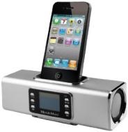 MusicMan BT-X1 TXX3801 Station d'accueil Bluetooth Gris