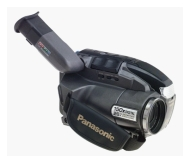 Panasonic PV-D209 Palmcorder Camcorder