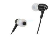 Rosewill RHTS-11003 3.5mm Gold-Plated Connector Canal Premium Passive Noise Isolating Metal Earbuds