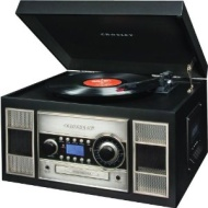 Crosley Memory Master II CD Recorder