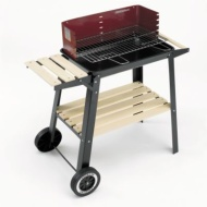 Grill Chef Patio BBQ - Suitable for up to 6 persons