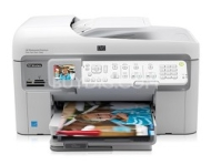 Hewlett Packard C309 - Photosmart Premium Fax All-in-One Printer, Scanner, Fax, Copier