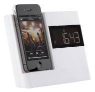 Kitsound Xdock Station d'accueil pour iPod et iPhone 4S/4/3GS/3G Bleu (Adaptateur secteur UK)