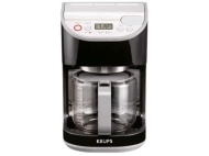 Krups Black Precision Coffee Maker