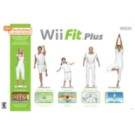 Wii Fit Plus w Balance Board - Nintendo