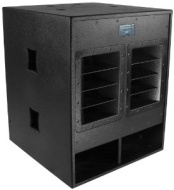 American Audio PXW 18P Subwoofer Black