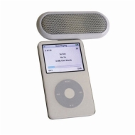 CTA Nino IP-ASP Attachable Speaker for iPod and MP3 Players - Portable speakers