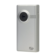 Mino HD III Portable Video Camcorder - 4GB Silver