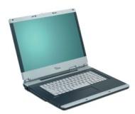 "Fujitsu Siemens AMILO Pro V2055 Edition - Celeron M 430 1.73 GHz - 15.4"" TFT"