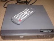 Magnavox DVD/cd Player, MWD200F