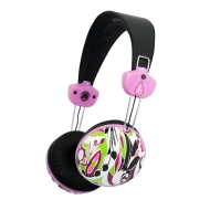 Merkury Mbhl2so Headphones Sophia Orchid