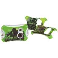 Sakar 93065 VGA Digital Camera with Face Plates - Hulk