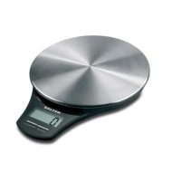 SALTER 1035 SSBKDR Electronic Platform Kitchen Scale - stainless steel