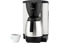 Capresso MT600 Plus 10-Cup Coffee Maker