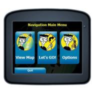 GPS Navigation For Dummies FD-220 3.5-Inch Portable GPS Navigator