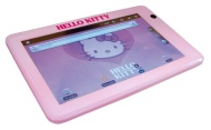 Hello Kitty 7 inch Capacitive Touch LCD Tablet (ARM Cortex A8 1.5GHz, 4GB RAM, 4GB Memory, Android 4.0)