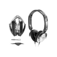 Panasonic Monitor Headphones With In-Line Volume Control And XBS