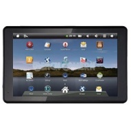 Sylvania SYNET7LP 7-Inch Mini Tablet (Black) Wireless Mobile Internet Device