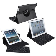 Agptek Keyboard/Cover Case (Cover) for iPad