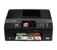 Brother MFC-J625DW (A4) Colour Wireless Inkjet All-in-One Printer (Print/Copy/Scan/Fax) 64MB 1.96 i
