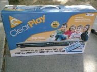 ClearPlay DVD Player with Free Trial Membership