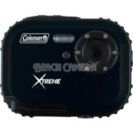 Coleman Mini Xtreme 5.0 MP Digital Video / Still Camera Anti-Shake & Waterproof (Black)