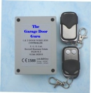 GARAGE DOOR REMOTE CONTROL KIT