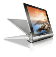 Lenovo 59387747 Yoga 8 inch Tablet with 16GB Memory - Brushed Nickel/Chrome