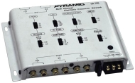 Pyramid CR79G 6 Channel Electronic Crossover