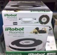iRobot Roomba 545 Vacuum Cleaning Robot Pet Series with AeroVac