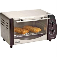 Avanti Stainless Steel Toaster Oven/Broiler T-9