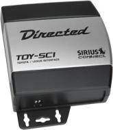 Directed Electronics TOYSC1 Toyota/Lexus/Scion SiriusConnect Tuner Interface