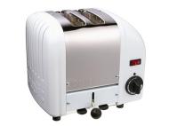 Dualit White Toaster