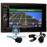 "Kenwood DNX571HD - 6.1"" - Built-In GPS - CD/DVD - Built-In Bluetooth - Built-In HD Radio - In-Dash Receiver"