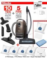 Miele S6270 Quartz Canister Vacuum Cleaner