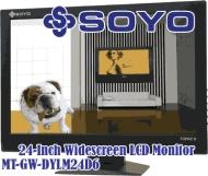 "SOYO 24"" Pearl Series LCD"