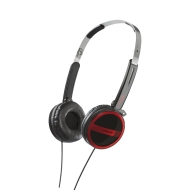 Beyer Dynamnics DTX300 Over Ear Portable Stereo Headhones - Red