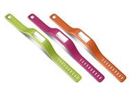 GARMIN Ersatzarmband-Set S Orange,Pink,Grün 010-12149-05