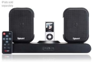 Gigaware Wireless Speaker System for iPod