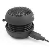 Gadgetpooluk Mini Hamburger Travel Protable Speaker for PC Computer Laptop MP3 MP4 Ipod iPhone