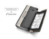 Polymer Vision Readius pocket eReader
