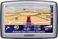 "TomTom New XL Classic Europe 22 GPS Europe Ecran XL 4,3"" USB Cartographie Europe occidentale Argent / Noir"