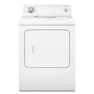AGD4475TQ Gas Dryer (6.5 Cu. Ft., 5 Cycles, White)