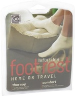 Design Go Luggage Foot Rest , Grey , One Size