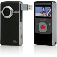Flip Video UltraHD HD Camcorder (Black)