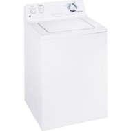GE GTWN4250MWS - washing machine - top loading - freestanding - white