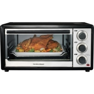 Hamilton Beach 31506 - Convection 6 Slice/Broiler Toaster Oven